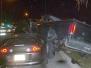 Truck Crushes Toyota Supra
